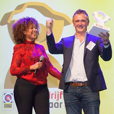 BOVAG Jaarcongres 2017 winnaar Autobedrijf van het jaar 2017
