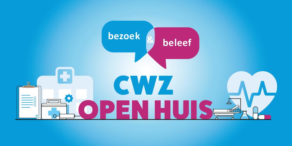 CWZ themabeeld bezoek en beleef open huis