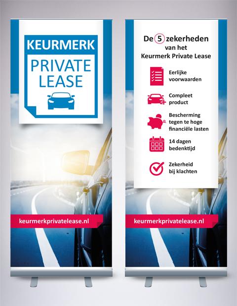 Projecten Huisstijl Keurmerk Private Lease